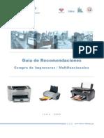 Guia Compra de Impresora