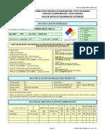 Hoja de Seguridad Pemex Diesel Uba 110201