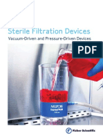 Sterile Filtration Devices