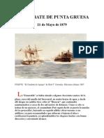 El Combate de Punta Gruesa