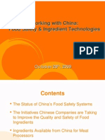 China Alimentos