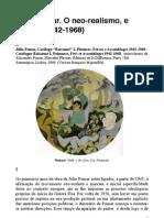 Julio Pomar. O neo-realismo e depois