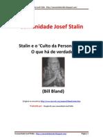 Stalin e o 'Culto da Personalidade' O que há de verdade?