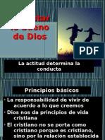 Disfrutar Lo Bueno de Dios #10 IBE Callao
