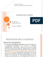 Beneficios Del E-learning Martin Satz