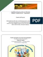 Fase de investigación - Grupo G - 2011