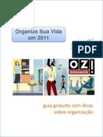eBook Guia Organizese Em 2011 11