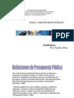 Contabilidad Publica Tema 2