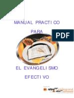 Manual Practico Para El Evangelismo Efectivo