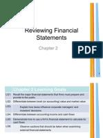 Chapter2ReviewingFinancialStatements[1]
