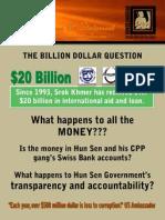 022 - Kg - The Billion Dollar Question