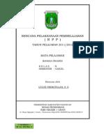RPP X Ganjil