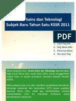 SN(M)-Dunia Sains Dan Teknologi