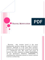L4 Travel Motivation