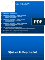 - Depresion