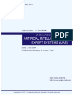 International Journal of Artificial Intelligence and Expert Systems IJAE_V2_I2
