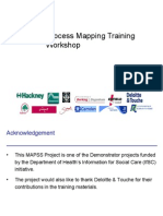 Mapss Process Mapping Course