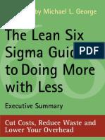 Accenture Lean Six Sigma