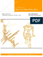 International Journal of Robotics and Automation IJRA_V2_I2