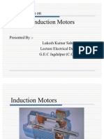 Induction Machines