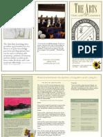 The Arts Brochure