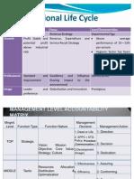 Strategic Levels & Accountability Matrix