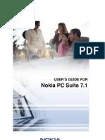 Nokia PC Suite UG Eng-us