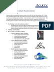 Acuity NX 7 5 Update Training Description