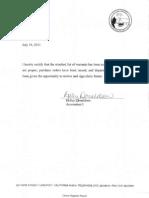 071911 Lakeport City Council - Consent Agenda