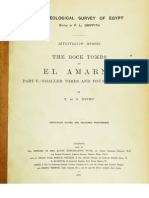 Davies Amarna Tombs V