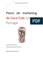 Plano Negocio Coca Cola