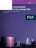 Standards for Fuel Storage Sites 2