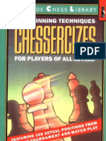 Chessercizes by Bruce Pandolfini