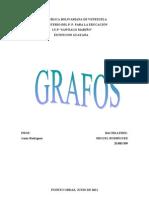 Trabajo Estructura d y g. Grafos.
