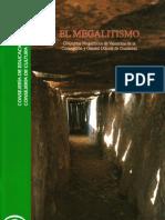 Cuaderno del Profesorado. El Megalitismo. Conjuntos Megalíticos de Valencina y Gandul