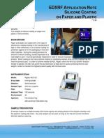 1140_Rigaku NEX QC_Silicone on Paper & Plastic.2011.07.05