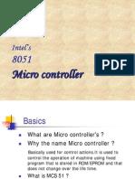 8051 Micro Controller (1)