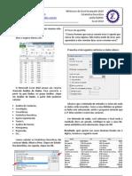 Ap2-Estatística Descritiva-Estatistica