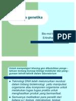 10-11Rekayasa genetika