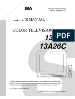 13A26 Toshiba Service Manual