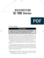 ISO 9000 Overview