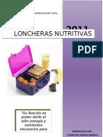 LONCHERAS NUTRITIVAS