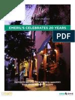 Emerils Celebrates 20 Years
