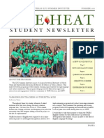 LTC Summer Institute 2011 Newsletter