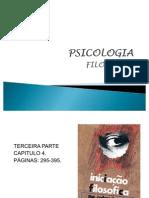 PSICOLOGIA filosofica