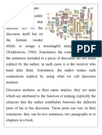 Discourse Markers 1