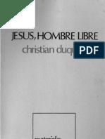 Duquoc Christian Jesus Hombre Libre