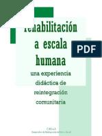 REHABILITACIÓN A ESCALA HUMANA- EL ARTE