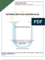Sistemas Digitales Secuenciales 2010 B