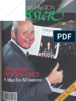 MARCH 1981 Washington Dossier